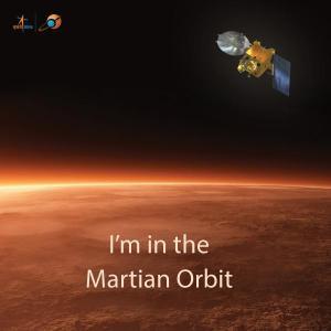 MOM in Martian Orbit